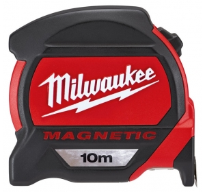 Рулетка MILWAUKEE Magnetic Tape Premium 10 м 48227310